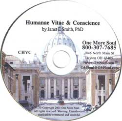 In Humanae Vitae and Conscience Janet Smith applies her gifts of philosophy and analysis to the role of conscience.