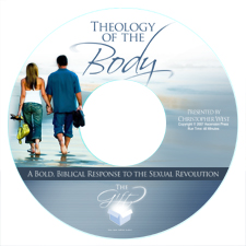 The Theology of the Body is a Biblical message that is intended for all Christians. This teaching, originally presented by John Paul II, draws on over 1000 scripture versus concerning God's original plan for marriage & sexuality, and how an understanding of this plan gives meaning to our lives. In this talk given at an Evangelical church, Theology of the Body expert Christopher West delivers this life-changing message to an enthusiastic Protestant audience. Catholics and Protestants alike will benefit from this teaching as we strive to live out God's plan for our lives