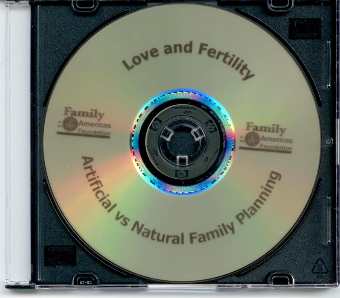 Love and Fertility is an illustrated how-to manual of the Ovulation Method of natural family planning, complete with charts.  The female fertility cycle is compared to the plant growth cycle, and simple, direct instructions are given for achieving or postponing pregnancy.
