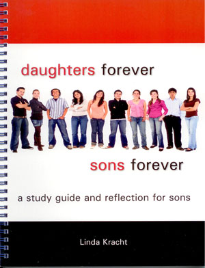 "Study guide for a young man following the ""Daughters Forever, Sons Forever"" program, including assignments for reading and listening to talks, content and reflection questions, and a variety of ways to start discussing the material with one's father."